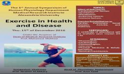 The 1st Annual Symposium of Human Physiology Department